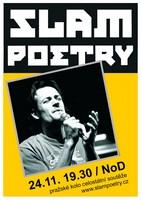 Slam poetry 2010