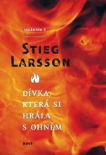 Stieg Larsson: Dívka, která si hrála s ohněm
