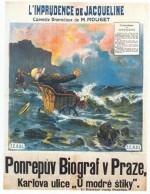Plakát Ponrepova biografu