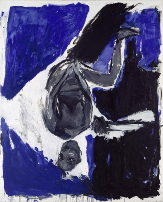 George Baselitz, Elke 4